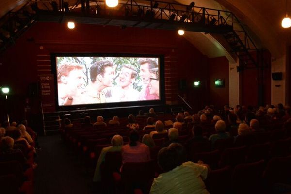 Dementia Friendly Film Screenings