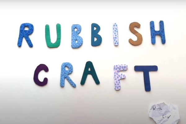 Rubbish Craft Online